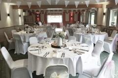 Wedding Receptions at The Half Moon