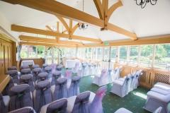 Fully licensed wedding venue