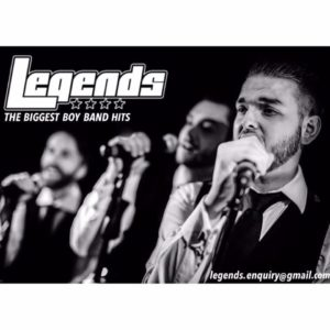 Legends Show at The Half Moon