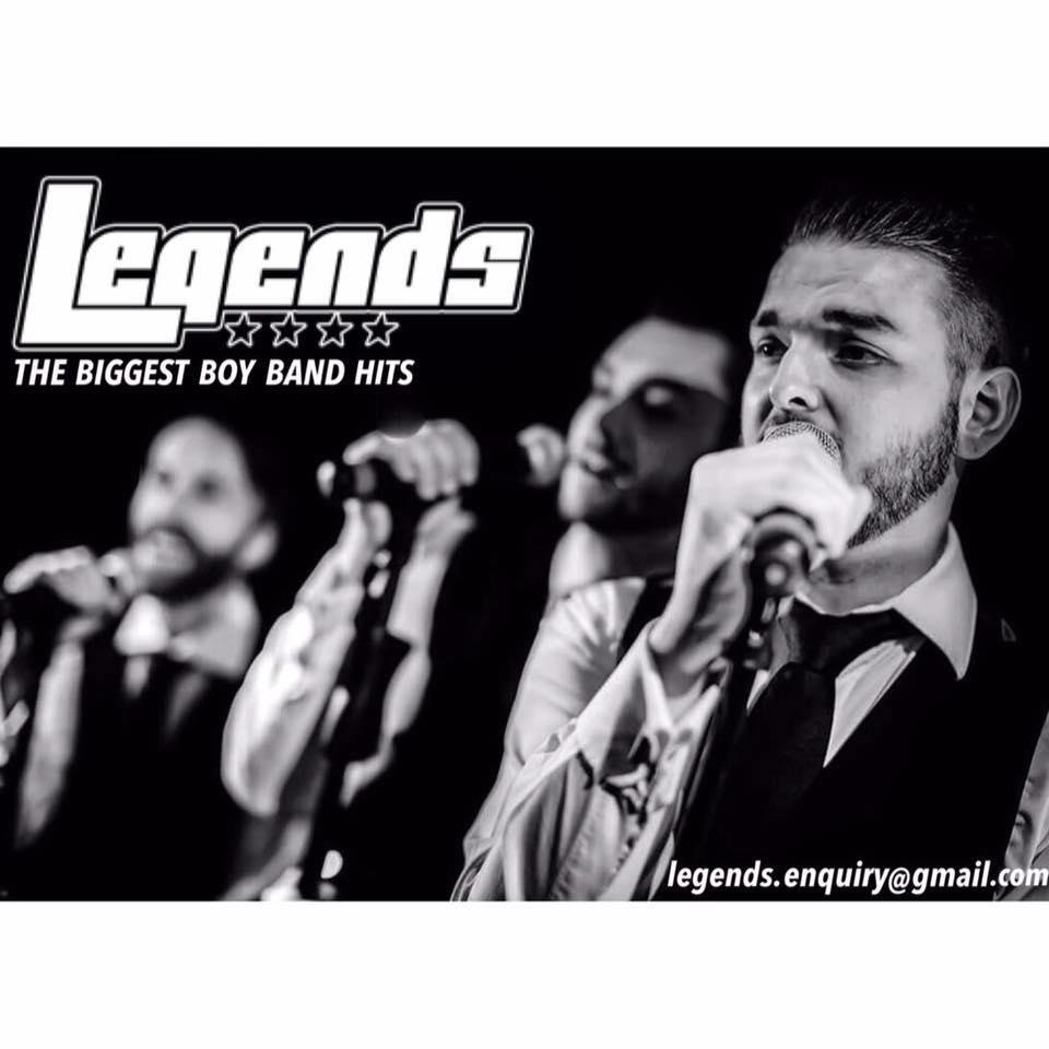 Legends Show at The Half Moon